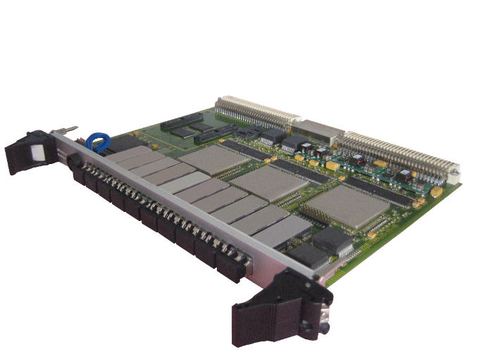 High-Speed Data-Link and Payload Encryption Module
