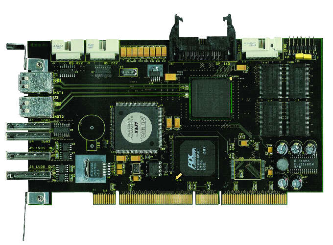 High-Speed Deformatter/Decoder Board